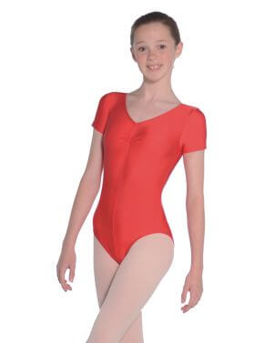 Roch valley Jeanette Short Sleeved Leotard